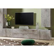 tv-meubel »toledo« grijs