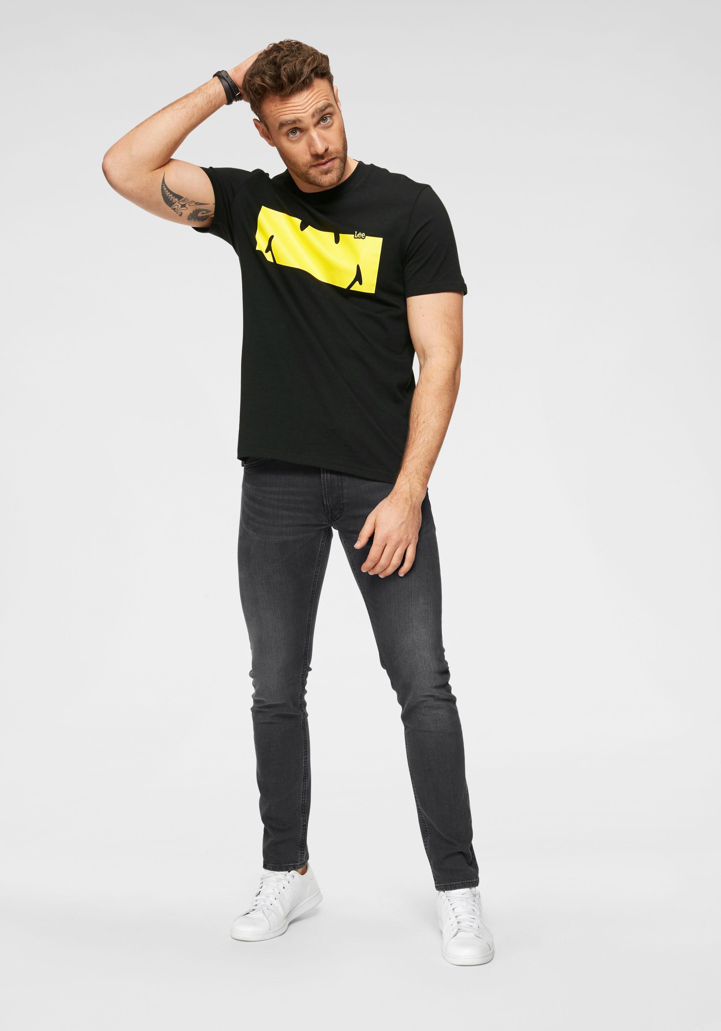 Met Bestellen shirt Lee® Shirt Printt Bij c4LRq3j5AS