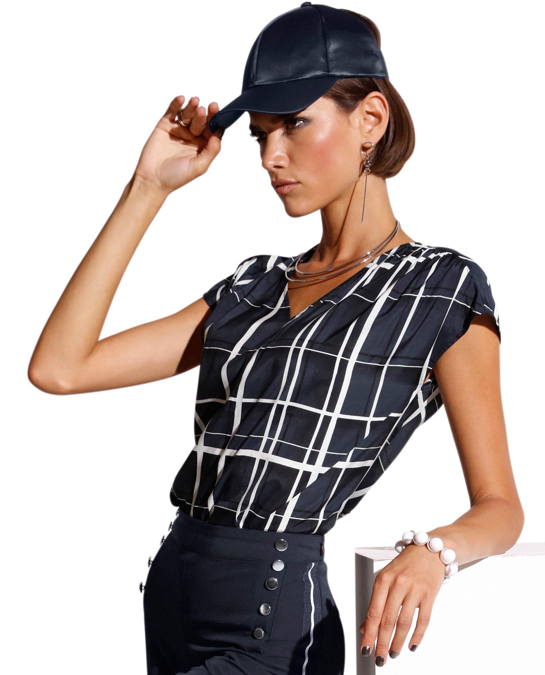 Création L blouse met ruiten in de webshop van OTTO kopen