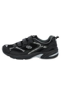 bruetting joggingschoen met klittebandsluiting »force v« zwart