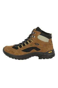 bruetting wandelschoenen hoge trekkingschoenen chimney rock bruin