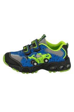 lico klittenbandschoenen »vrijetijdsschoenen loader v blinky« blauw