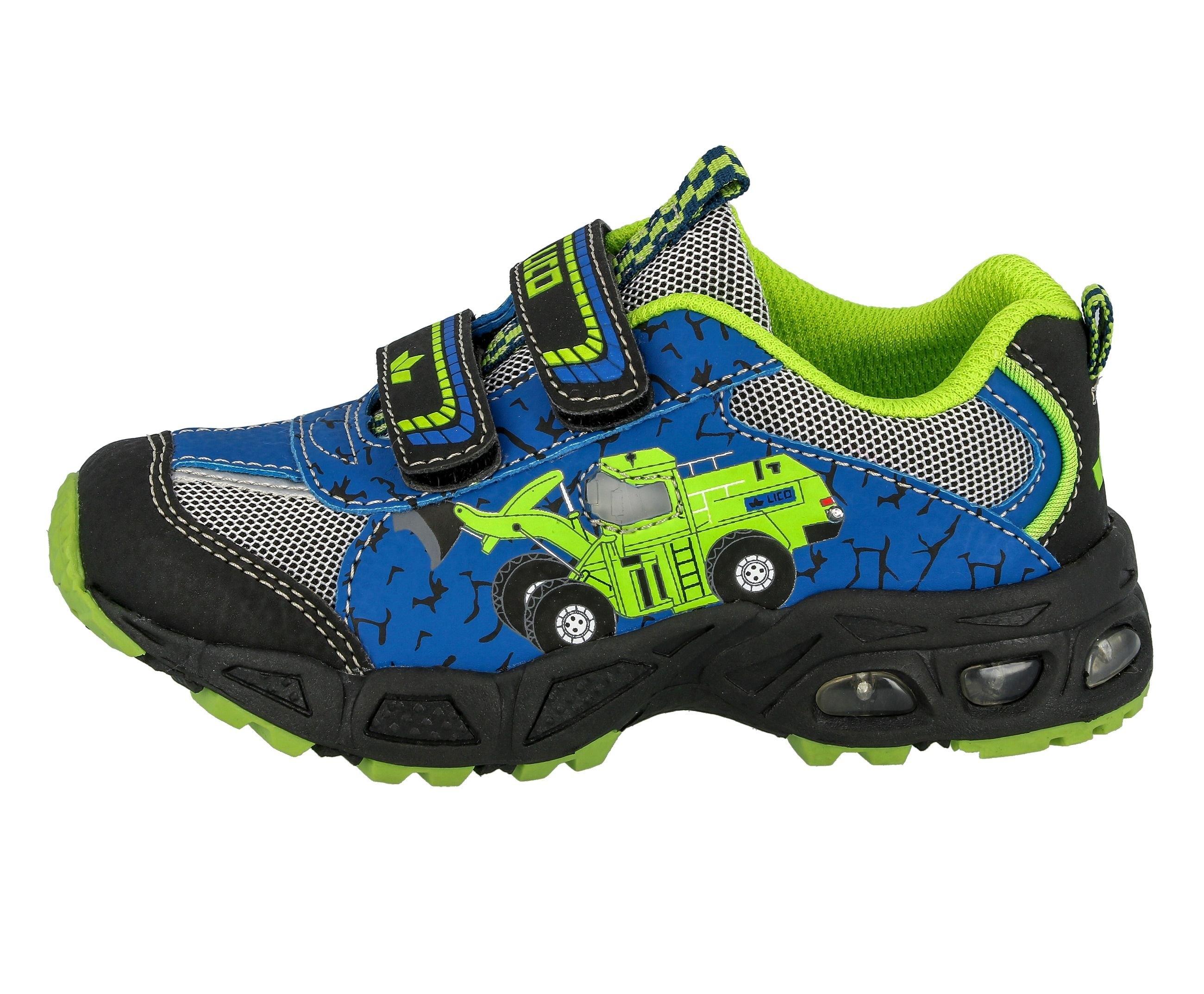 Lico klittenbandschoenen »Vrijetijdsschoenen Loader V Blinky« in de webshop van OTTO kopen