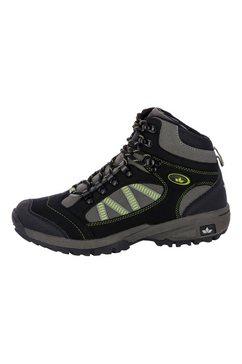 lico outdoor laarzen van lico voor veter, unisex »rancher high« zwart