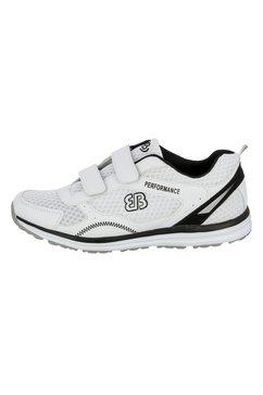 bruetting runningschoenen »joggingschuh performance v« wit