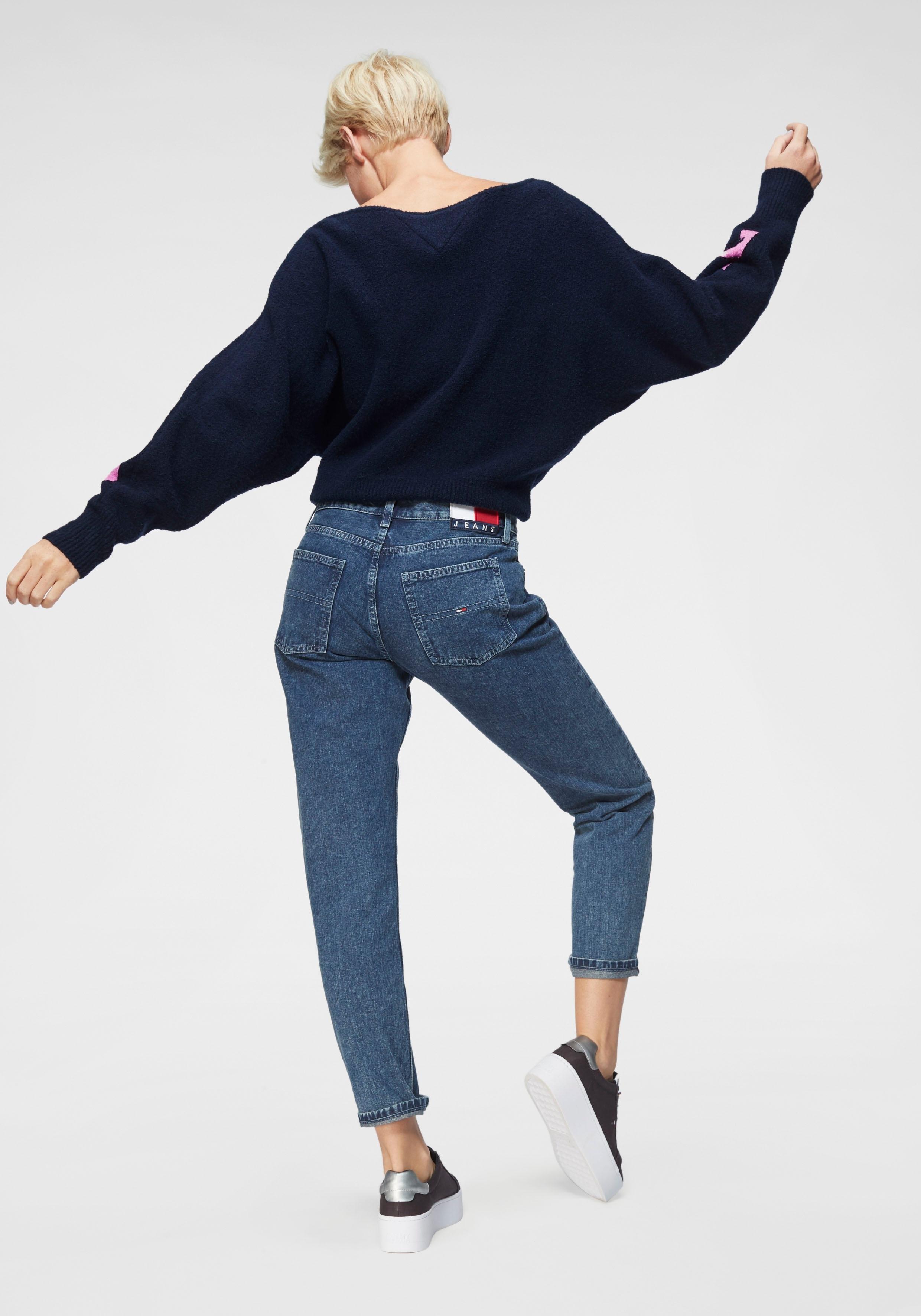 Kopen Ronde Hals Nu Online Jeans Trui Tommy Met N80PkwnOX