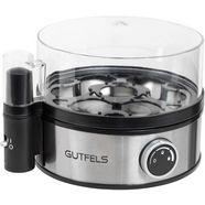 gutfels »ek 8001 swi« eierkoker zilver
