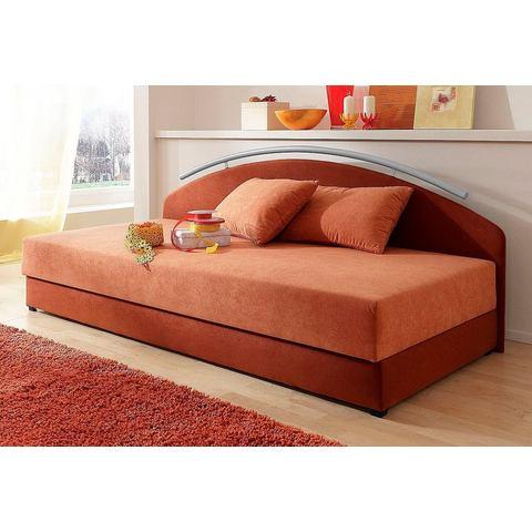 MAINTAL Bed in 2 kwaliteiten 80x200 cm rood Maintal 252441