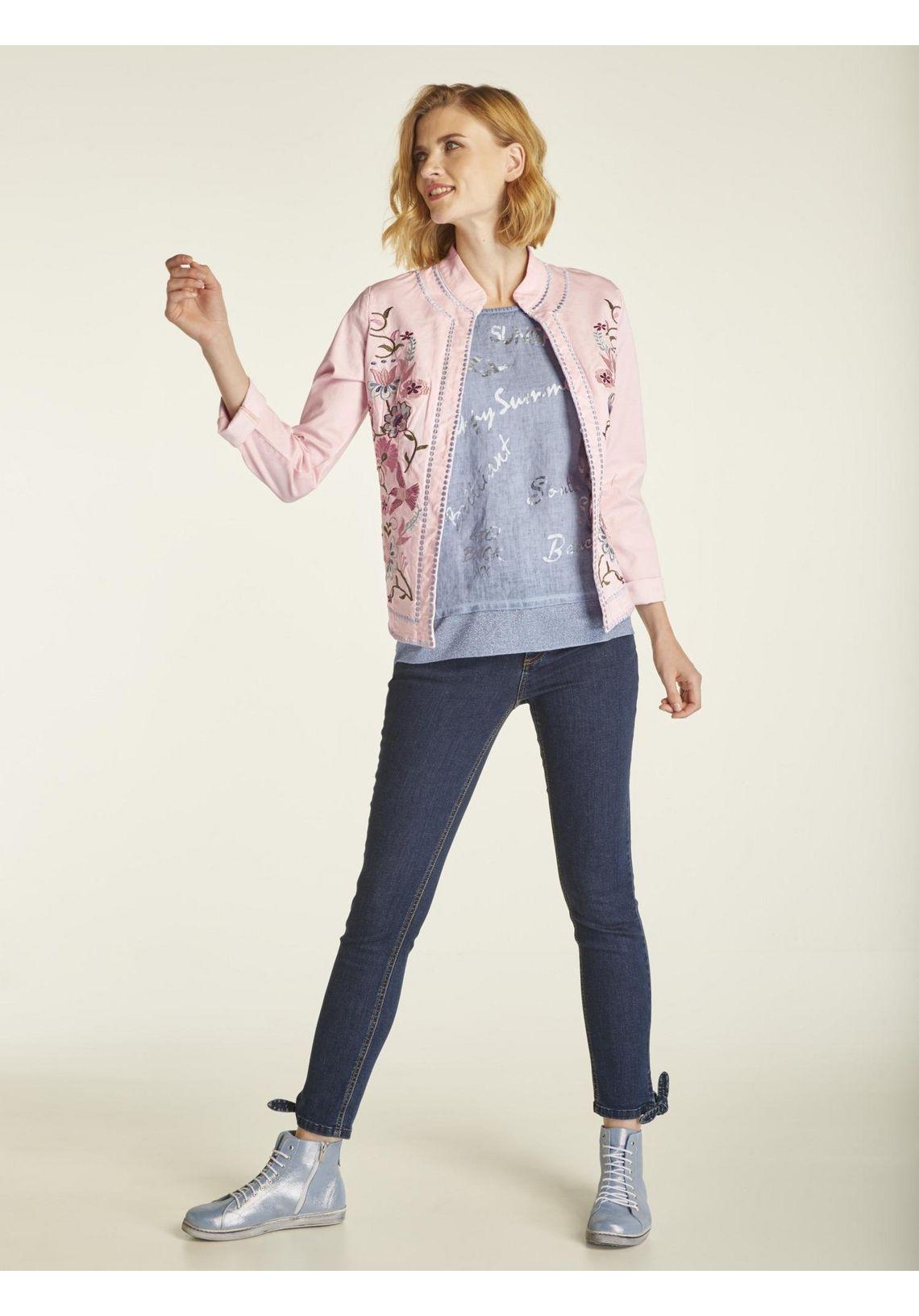 Blouse Koop Je Bij Jeansblauw YjOjynXT