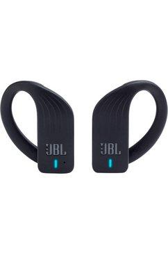 jbl »endurance peak« in-ear-hoofdtelefoon (bluetooth, handsfreefunctie) zwart