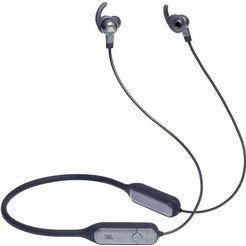 jbl »everest elite 150nc« in-ear-hoofdtelefoon (handsfreefunctie, noise-cancelling) zwart