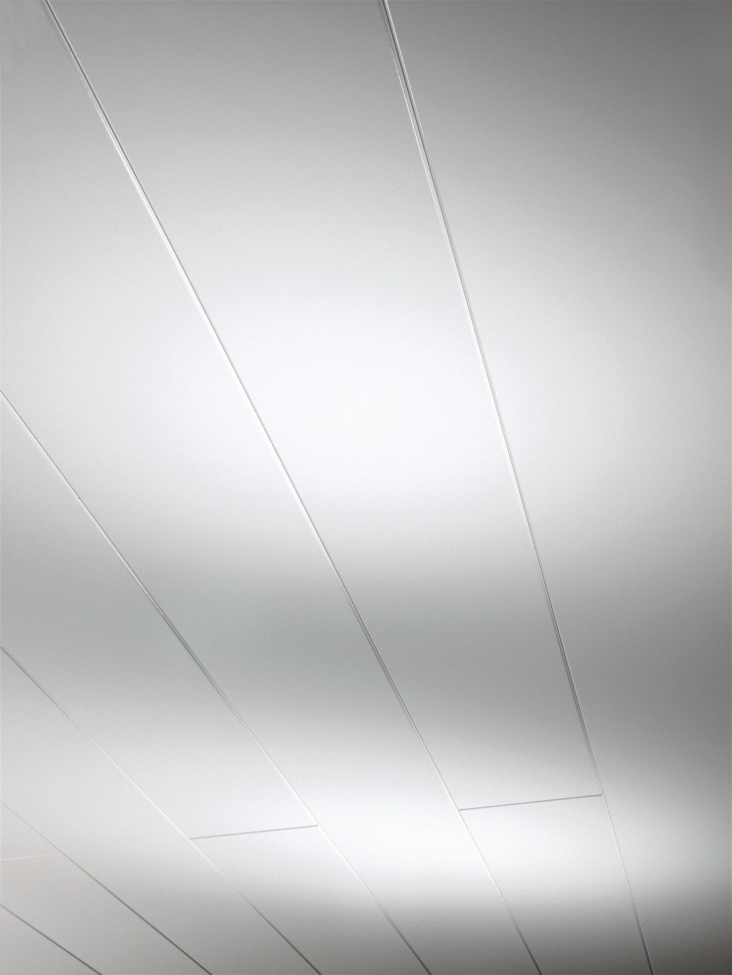 Parador Bekledingspaneel »Novara«, witte hoogglans, 6 panelen 1,5 m goedkoop op otto.nl kopen