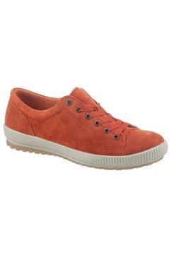 legero sneakers tanaro 4.0 met uitneembaar voetbed oranje