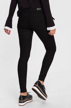 esprit stretch jeans zwart