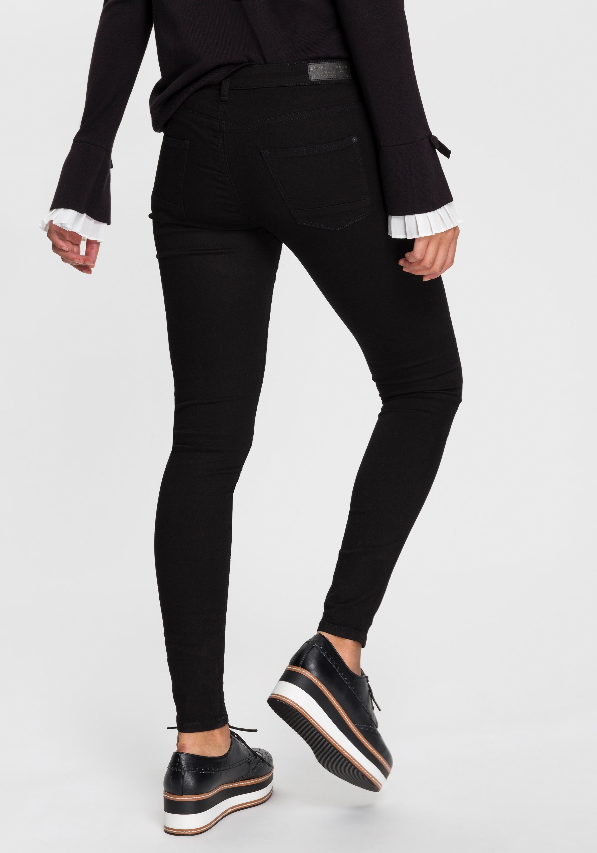 ESPRIT stretch jeans nu online kopen bij OTTO