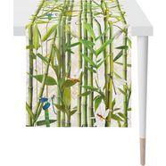 tafelloper, »1702 summergarden«, apelt (per stuk) groen