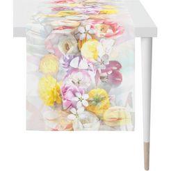 tafelloper, »1620 springtime«, apelt (per stuk) multicolor