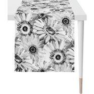 apelt tafelloper 1700 summergarden digitale print (1 stuk) zwart