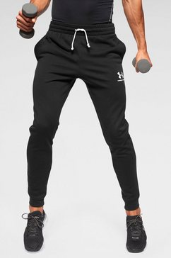 under armour joggingbroek »sportstyle terry jogger« zwart