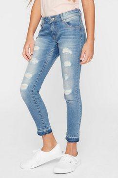 arizona 7-8 jeans skinny blauw