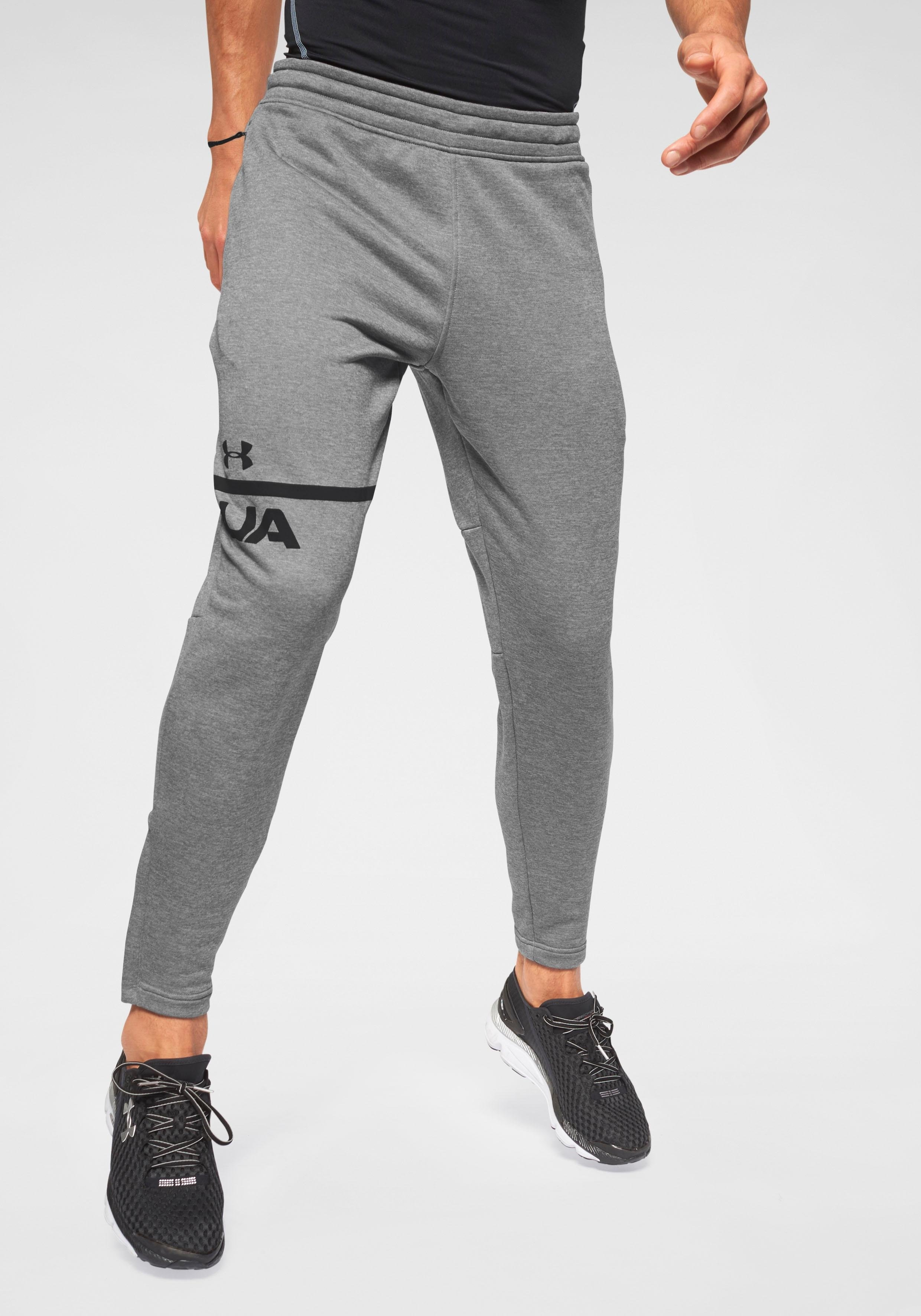 Under Armour® joggingbroek »MK1 TERRY TAPERED PANT« in de webshop van OTTO kopen