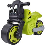 big loopfiets, »racing-bike« groen