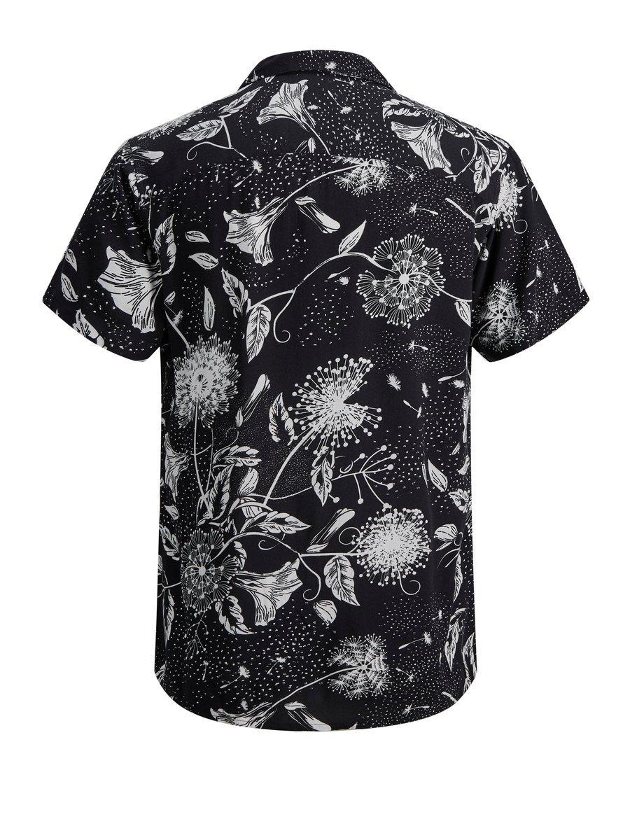 Bestellen Jackamp; Print Met Mouwen Slim Korte Fit Jones Bij Overhemd hQrCBtsdx