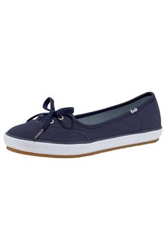 keds sneakers »teacup twill« blauw