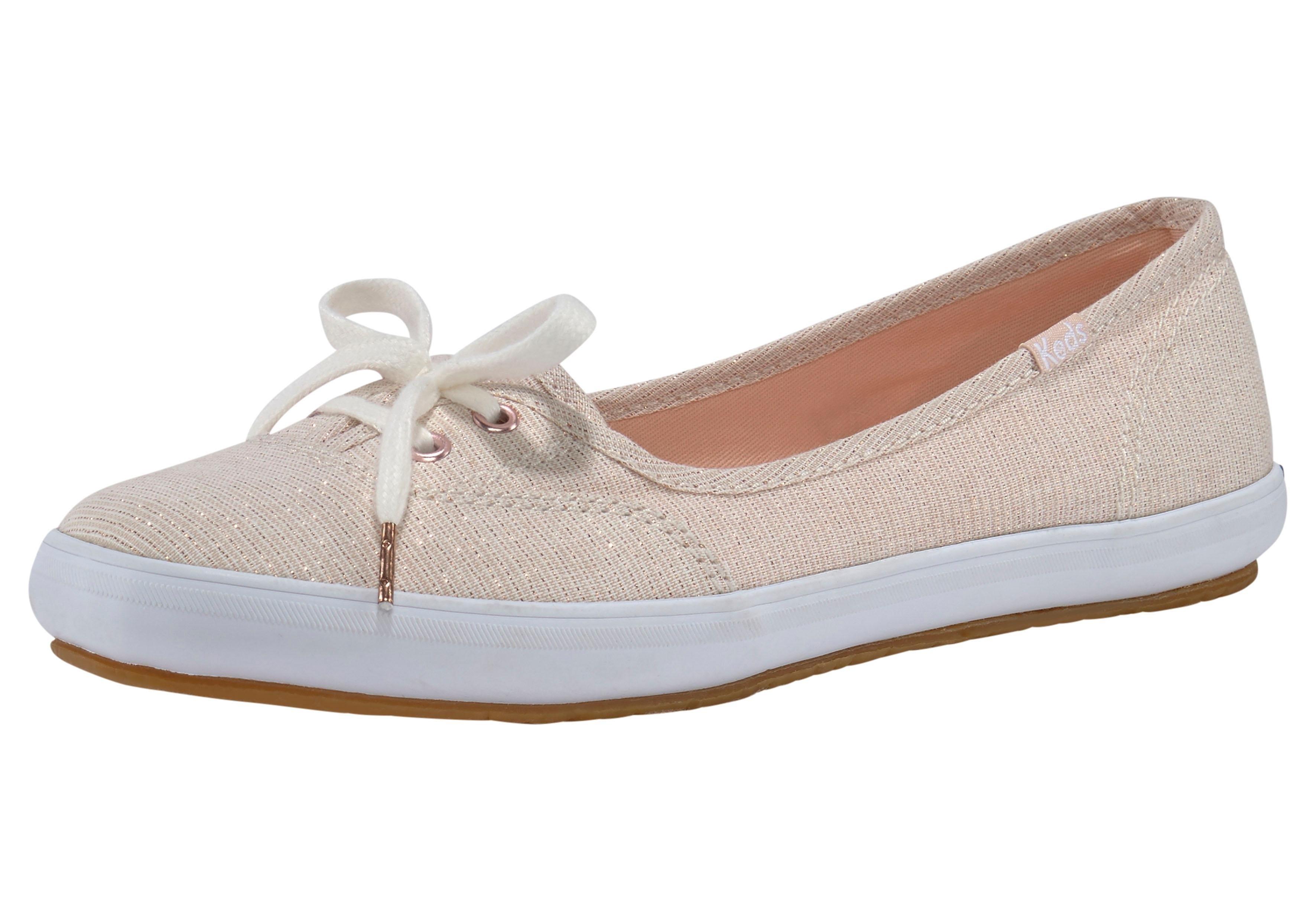 Op zoek naar een Keds sneakers »Teacup Lurex Stripe«? Koop online bij OTTO