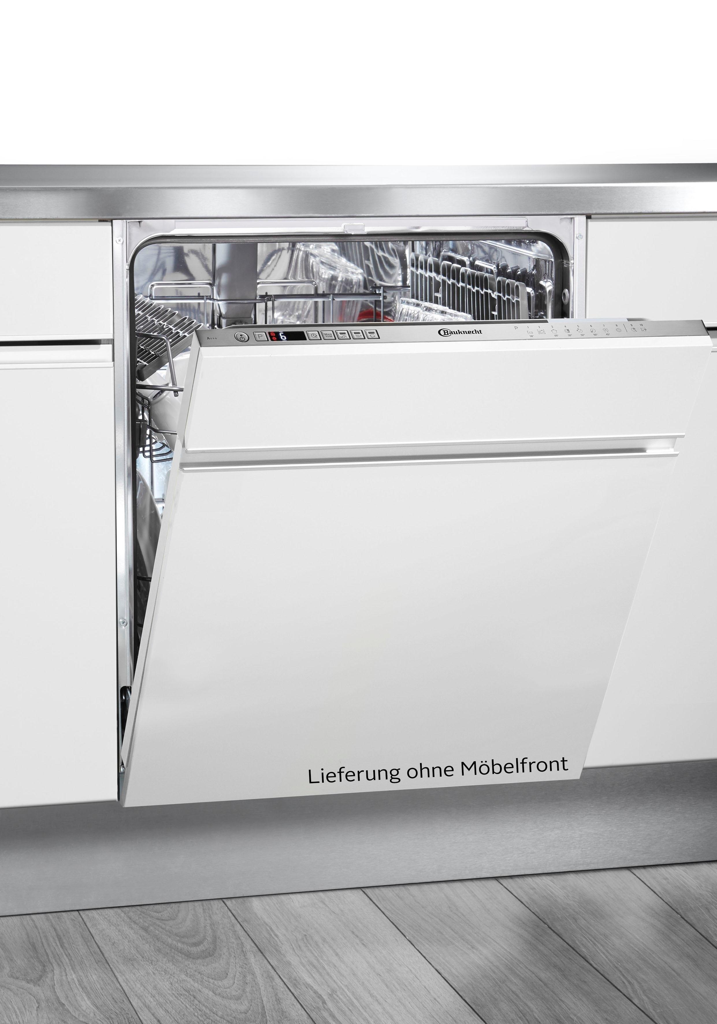 Bauknecht volledig integreerbare inbouwvaatwasser OBIO Super Eco, A+++, 9 l., 14 standaardcouverts nu online bestellen