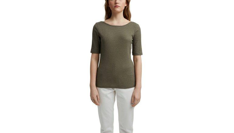 edc by Esprit shirt met 3/4-mouwen