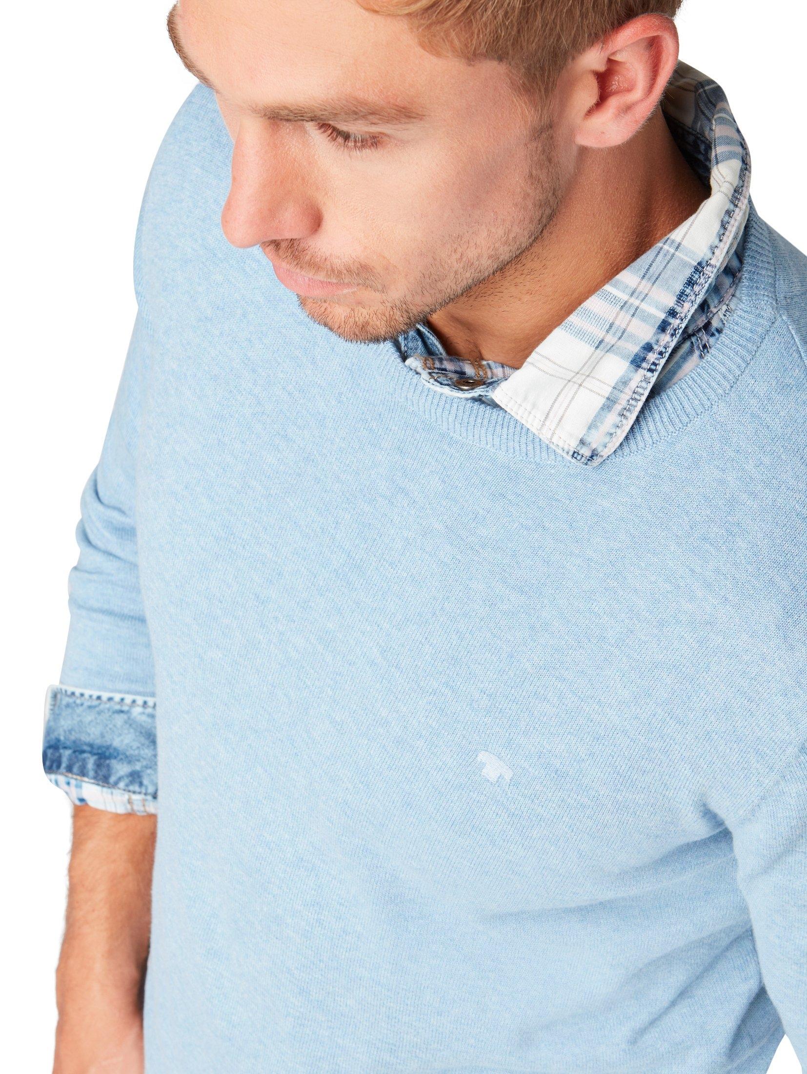 Gebreide Truigemêleerde Shop Tailor Trui Tom Online rdCBoex