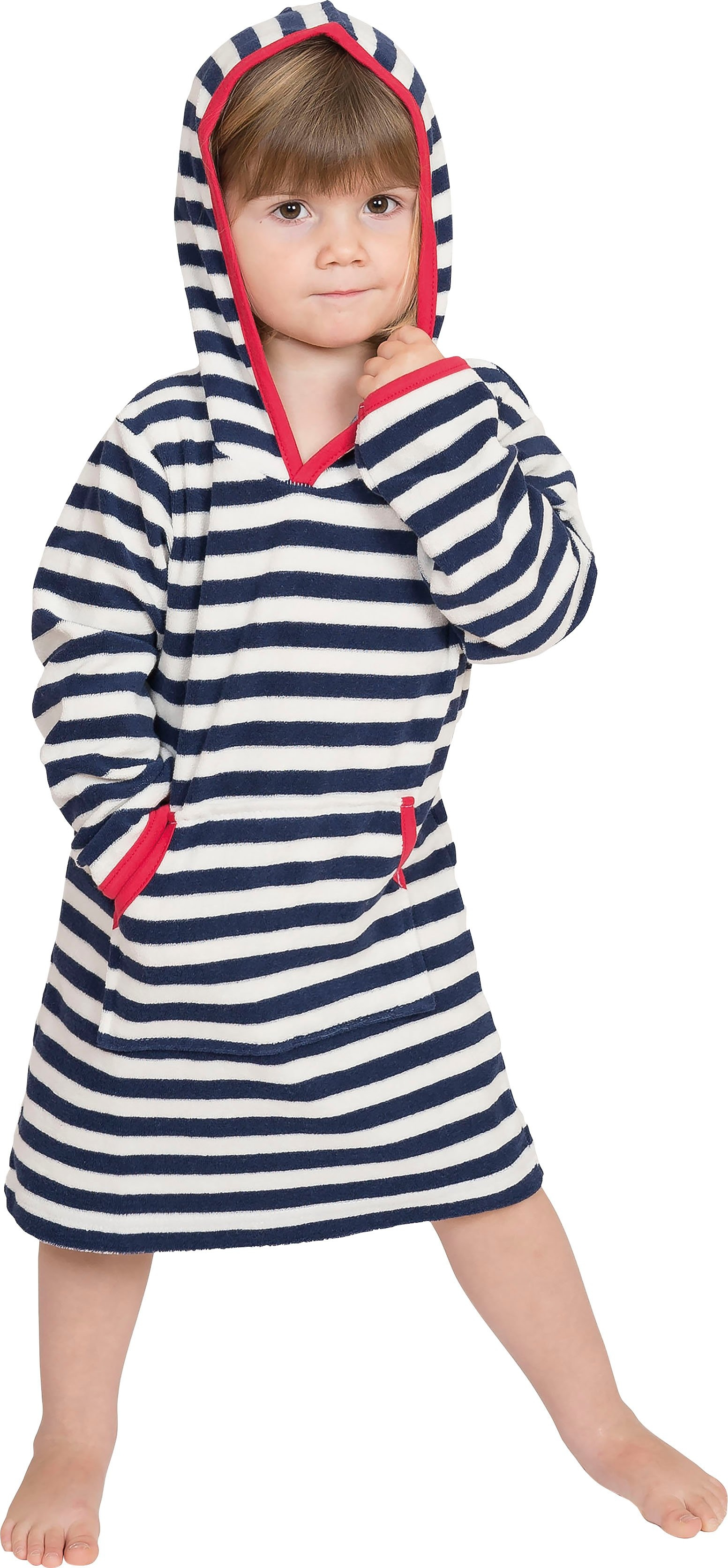 Op zoek naar een Wewo fashion badjas 8017 met kangoeroezak (1 stuk)? Koop online bij OTTO