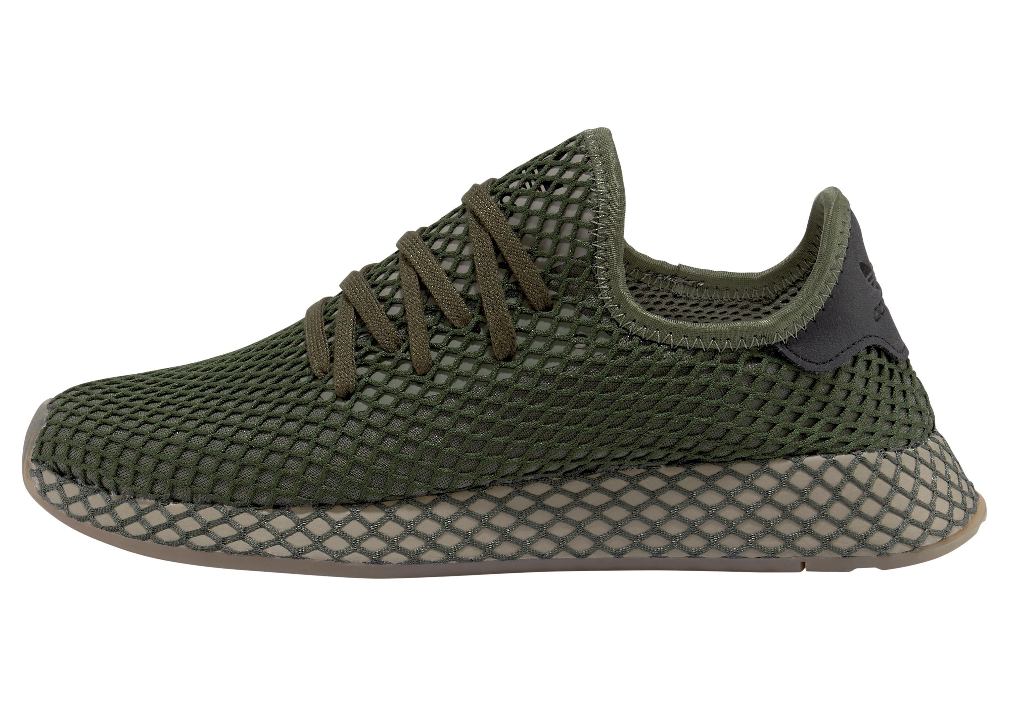 size 40 2d46b e9902 adidas originals sneakers »deerupt runner« groen