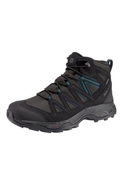 salomon outdoorschoenen »hillrock mid gore-tex m« zwart