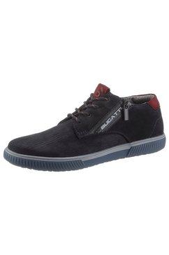 bugatti sneakers »praktik« blauw
