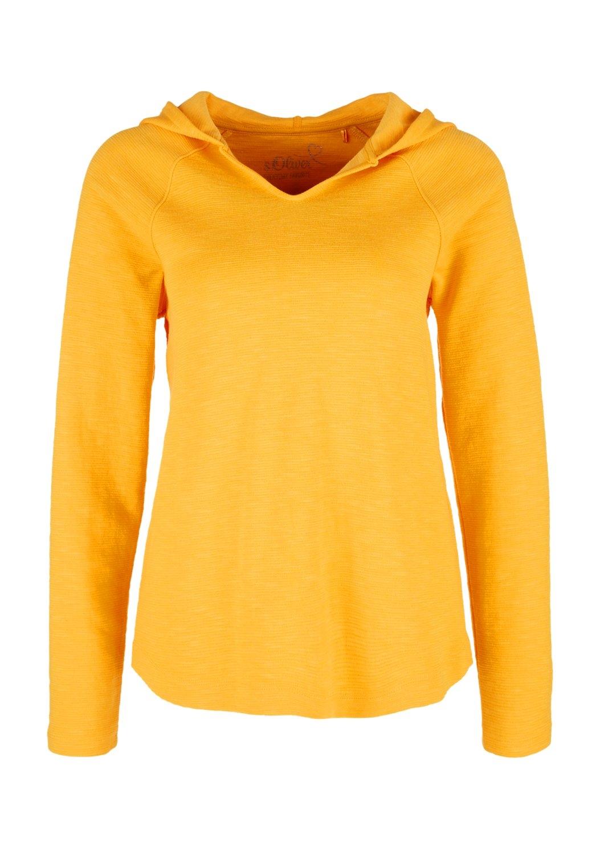 Sweatshirt Red Label Gestructureerd Capuchon Met oliver Een Besteld Makkelijk S 5Rj3qL4A