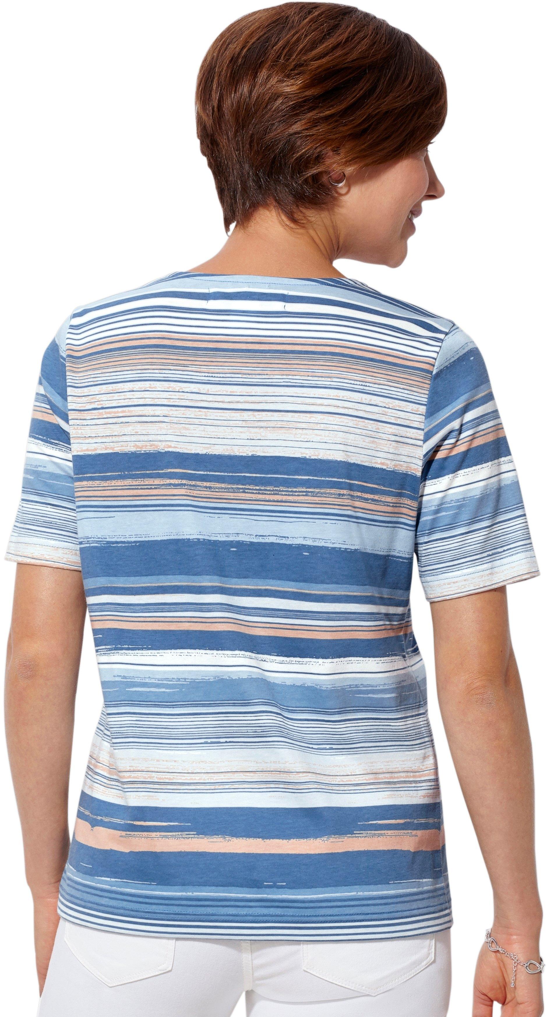 Harmonieus Online Looks Printdessin Casual Gekleurd Met Shirt Shoppen N8OPyvn0mw