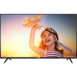 tcl 65db600 led-tv (164 cm - 65 inch), 4k ultra hd, smart-tv schwarz
