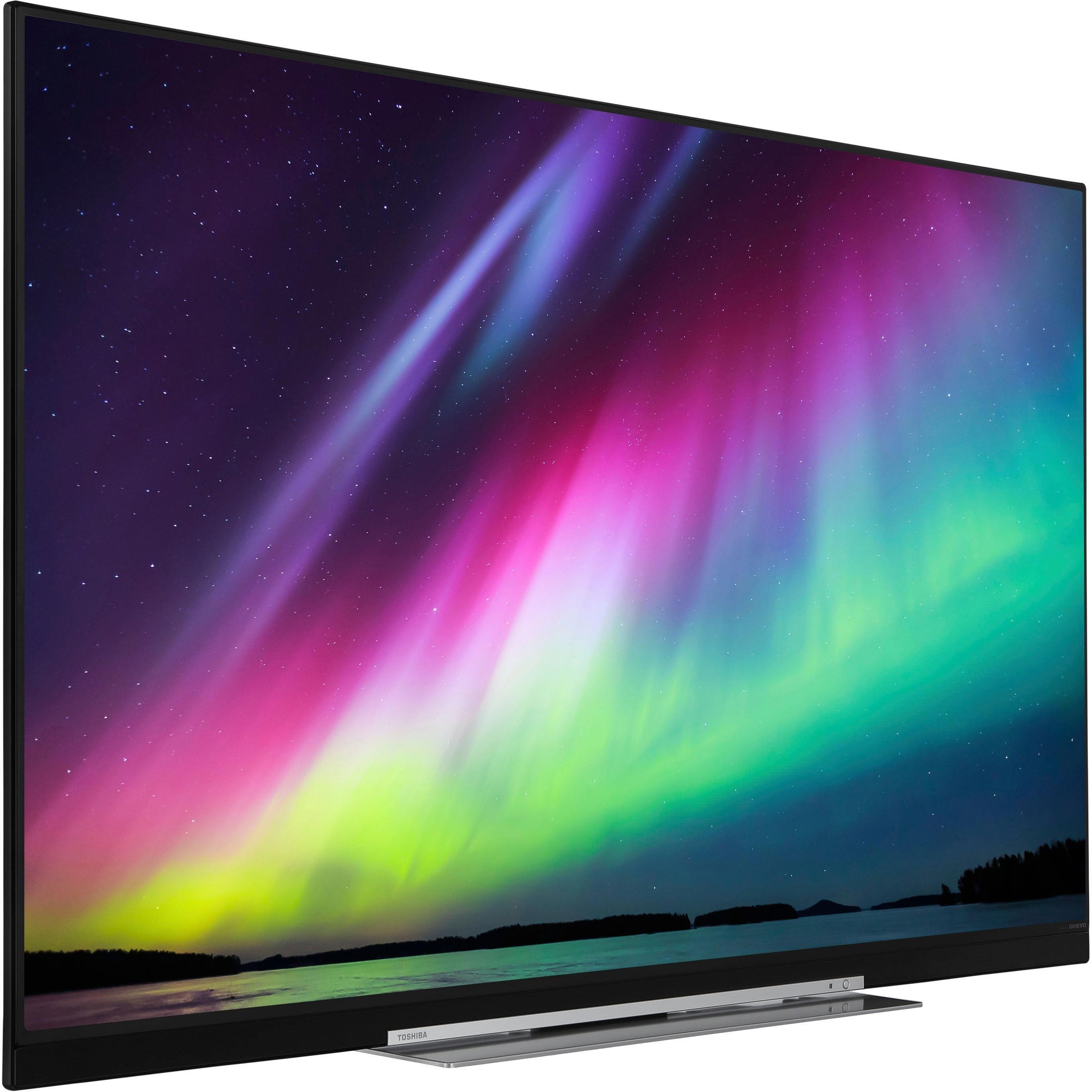 Toshiba 55U7863DA led-tv (140 cm / 55 inch), 4K Ultra HD, smart-tv bij OTTO online kopen