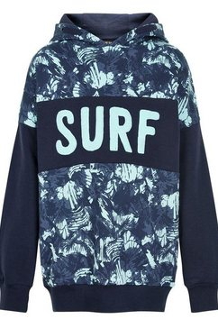 me too hoodie blauw