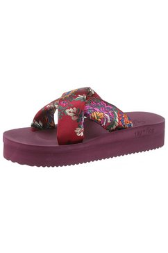 flip flop slippers rood