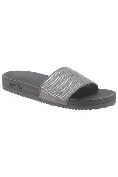 flip flop slippers »pool glam« grijs