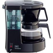 melitta filterkoffieapparaat melitta aromaboy 1015-02, filterkoffieapparaat voor 1-2 kopjes zwart