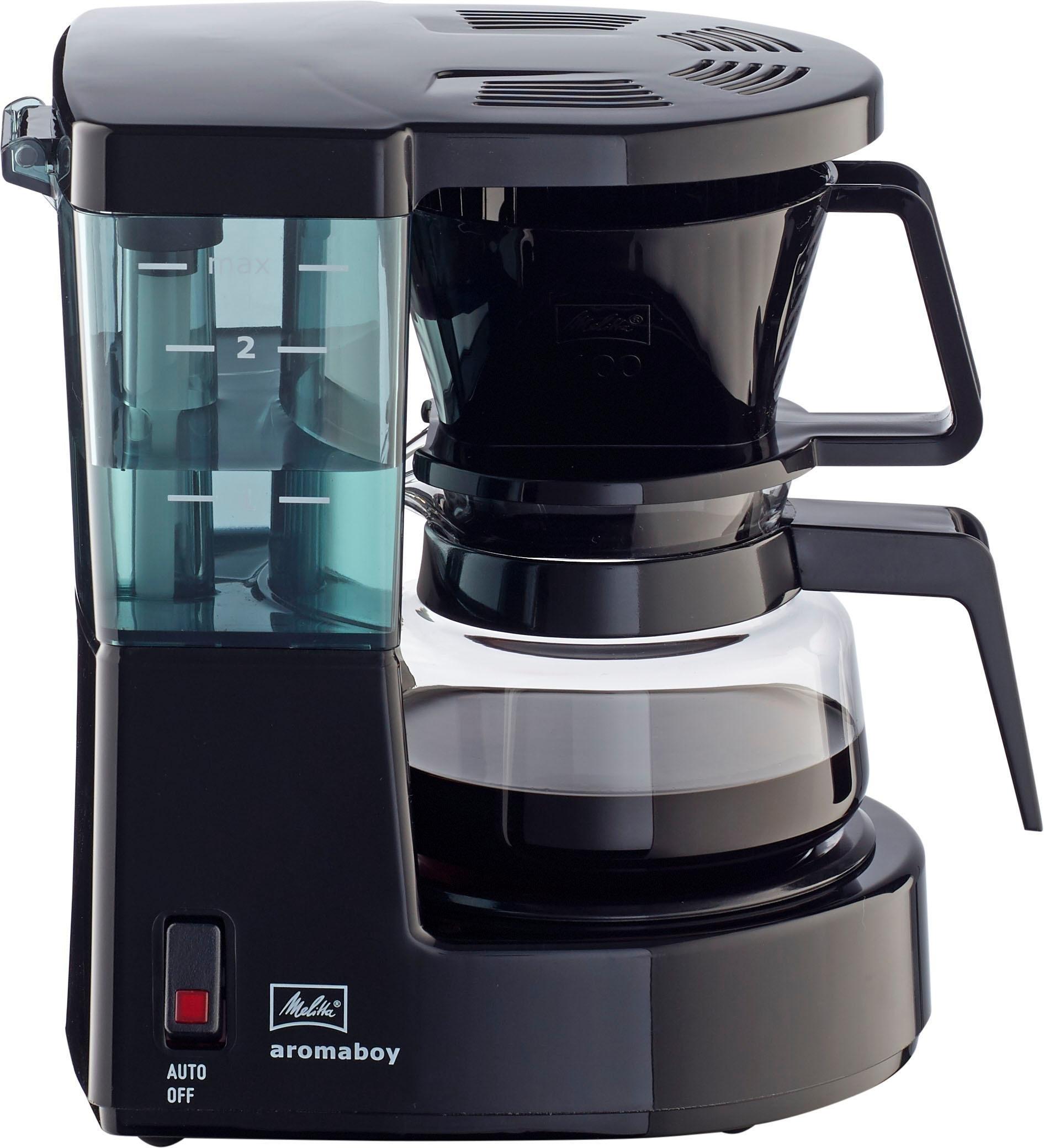 Melitta filterkoffieapparaat Melitta Aromaboy 1015-02, filterkoffieapparaat voor 1-2 kopjes in de webshop van OTTO kopen