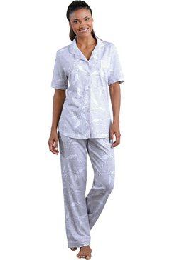 pastunette pyjama grijs