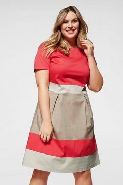 gmk curvy collection zomerjurk rood