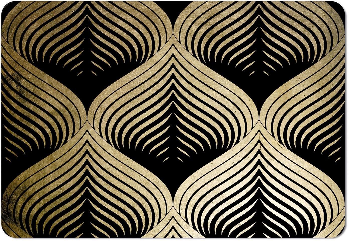 queence set placemats PS0032 (set, 4 stuks) nu online kopen bij OTTO