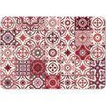 queence set placemats ps0067 (set, 4 stuks) multicolor