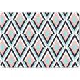 queence set placemats ps0052 (set, 4 stuks) multicolor